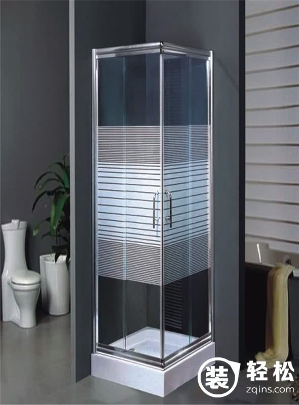 玻璃淋浴房如何安装才能保证日后使用安全?