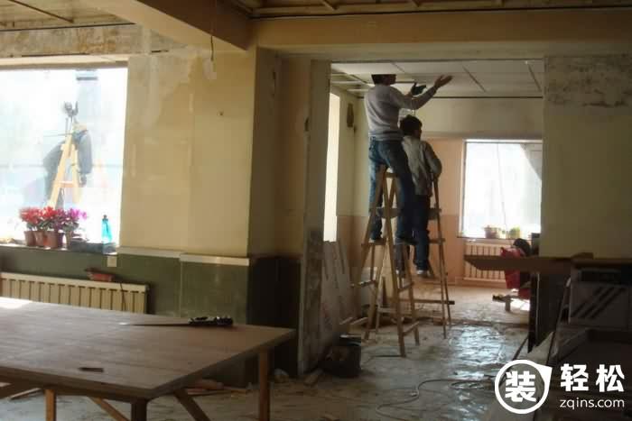 室内装修施工工艺流程大全