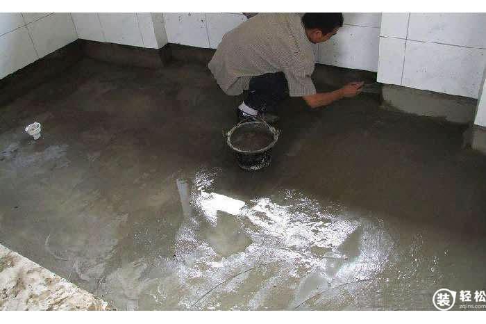 家装防水工程注意事项