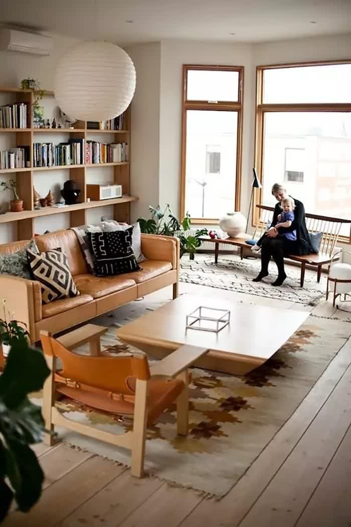 4种具有高级感的家居色彩搭配