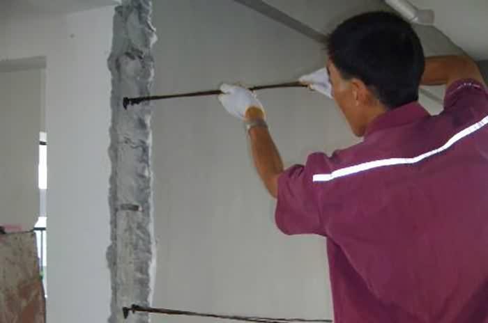 室内装修砌墙标准施工工艺流程