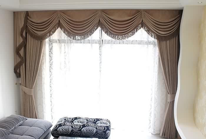 棉麻布窗帘和绒布窗帘哪个好,很多人都选错了