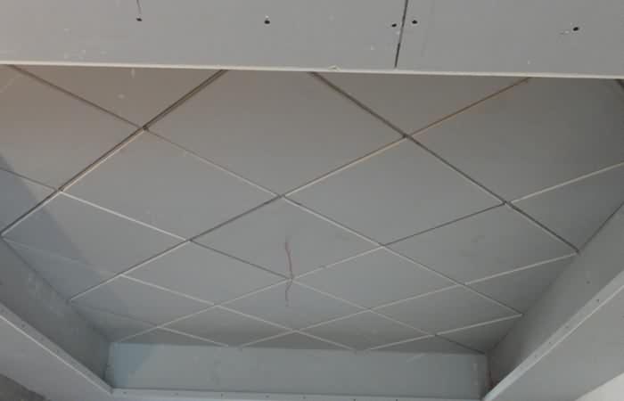 墙布知道的还是常见有哪些,你吊顶?-装轻松网材料好涂料天花墙纸好图片