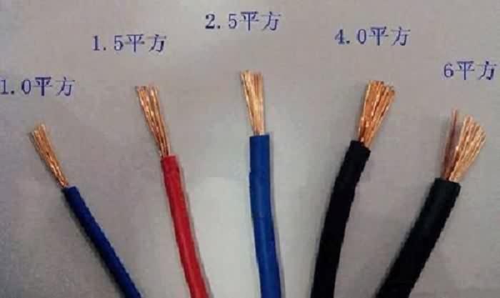 家用电线用多少平方的合适,这样做实用又省钱图片