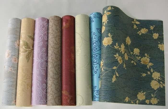 传统壁纸的种类如此多,竟又出产即兴了此雕刻么多时新壁纸