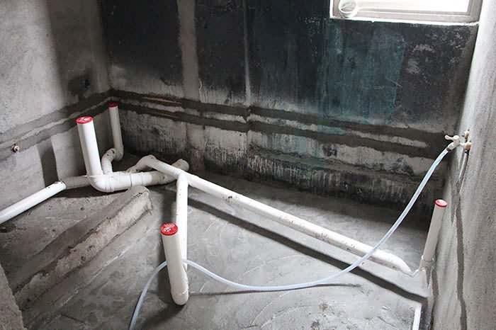 衛生間排水管安裝規范及驗收標準