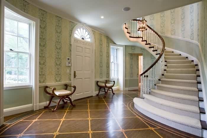 二,现浇楼梯施工工艺步骤