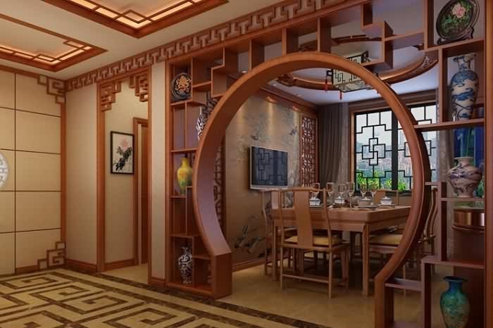 客廳與餐廳隔斷造型有哪些,這些設計實用又美觀