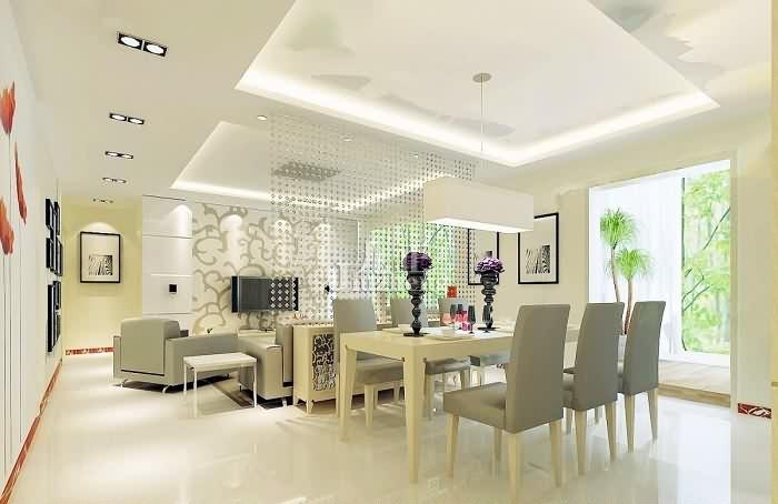 客厅与餐厅隔断造型有哪些,这些设计实用又美观