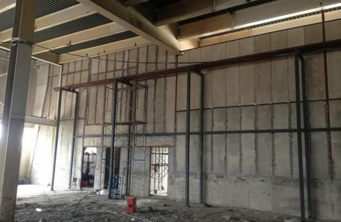 济宁轻质隔墙板安装注意事项介绍