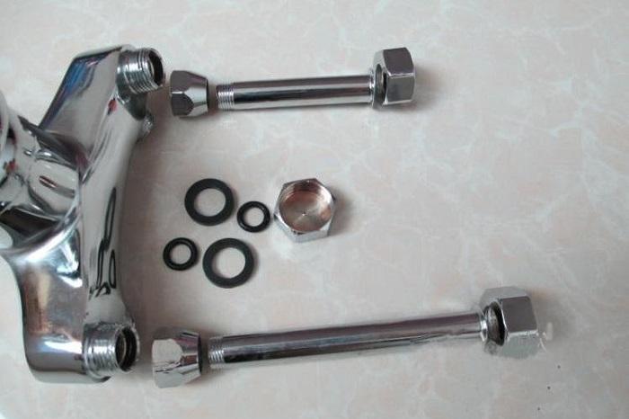 电热水器混水阀安装方法介绍图片